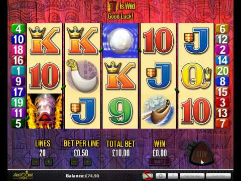 video slots tiki torch