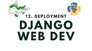 Deploying Django to a server - Django Web Development with Python p.12