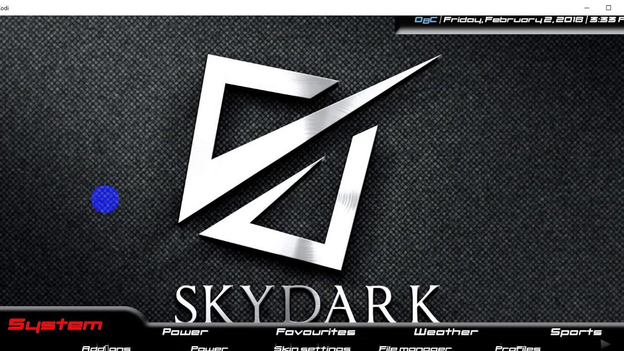 Real debrid with skydarks build