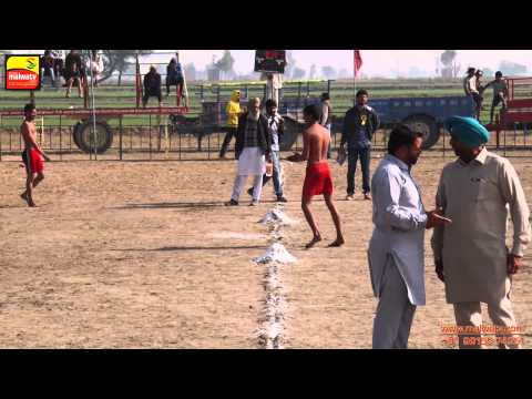 RODE (Baghapurana) Kabaddi Tournament - 14 | KABADDI 75 Kg. Preliminary Round | HD | Part 1st.