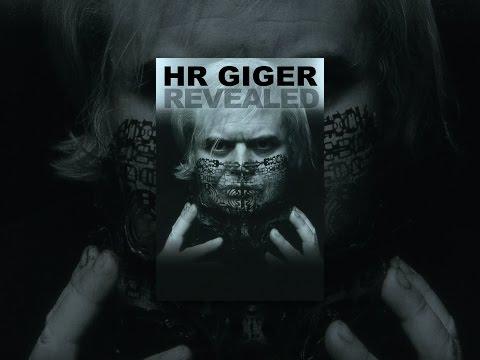 H.R. Giger Revealed