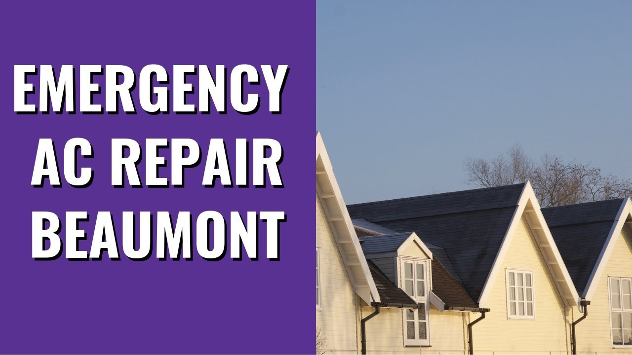 What Does Ac Repair Cost Beaumont Mean?