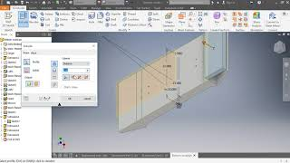 Create a mold from a part file in autodesk inventor