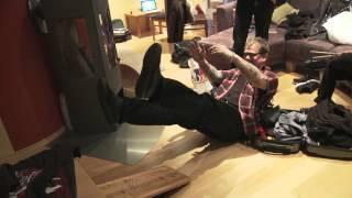 Die Toten Hosen: Tag 2 - Hembergen - Magical-Mystery-Tour 2012 / Das Videotagebuch