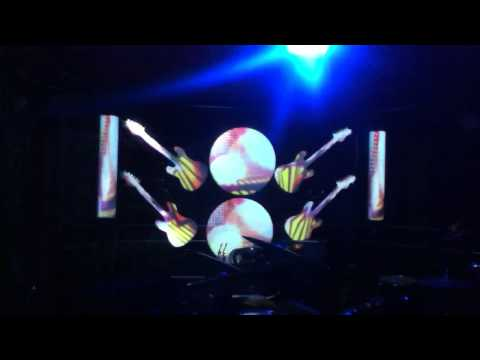 Video Mapping & Stage Design - Belo Horizonte - Serena Video Art