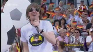 Mickie Krause live WM Song 2010 - Supa Deutschland 2010