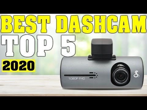 TOP 5: Best Dash Cam 2020