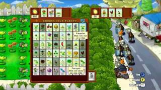 Plants Vs Zombies Xbox 360 - Co-op Hard ...