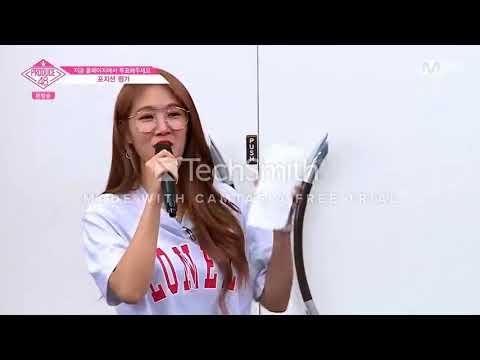 PRODUCE48 Ep 06 Murakawa Vivian Funny Choose BLACKPINK - '뚜두뚜두 (DDU-DU DDU-DU)