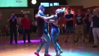LA CARRETERA _bachata dance Alberto y Marta SALCHATA 2016
