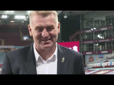 POST MATCH | Dean Smith on the historic evening at Villa Park