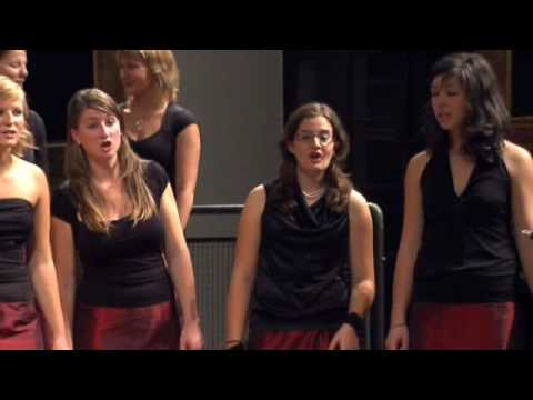 CantAnima - Chili con carne - Anders Edenroth (The Real Group)