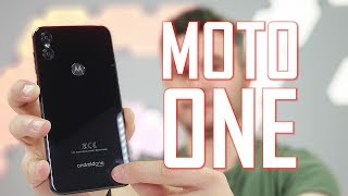 Moto One + Android One = LOVE [UNBOXING & REVIEW]