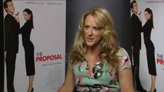 Anne Fletcher On THE PROPOSAL And Ryan Reynolds Being Naked
