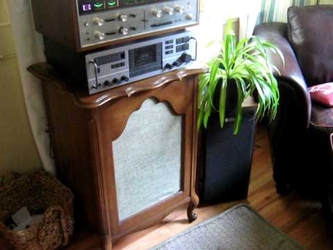Lousy Music, Crummy Electrovoice Speakers, Cheap Old Vintage Sansui, Lousy Guitar Playing..Not!