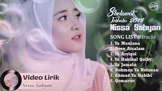 Gambar cover NISSA SABYAN TERBARU SHOLAWAT 2018 HD-MP4