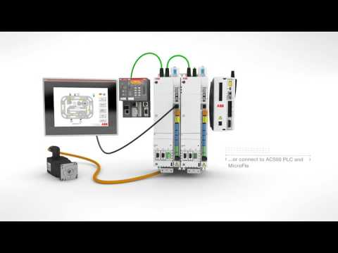 MotiFlex e180 Product Animation