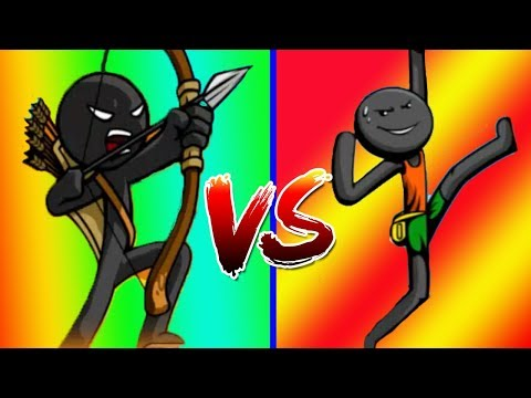 Stick War Legacy - Archidon Vs Maverick Avatar Fight