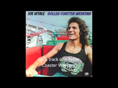 Joe Vitale Roller Coaster Weekend track one