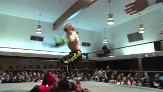 PWG - Preview - 2015 Battle of Los Angeles - Stage 1