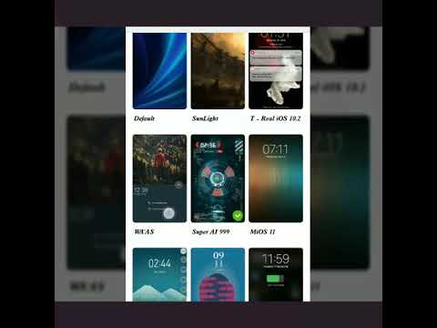NEW COOL THEME FOR MIUI 9 5 IN may 2018