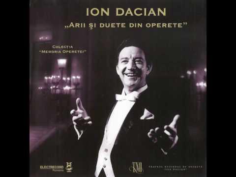 """Ion Dacian - """"Țara Surâsului""""- """"Tu ești iubirea mea"""""""