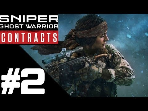 Sniper Ghost Warrior: Contracts Walkthrough Gameplay Part 2 – PS4 1080p Full HD – No Commentary