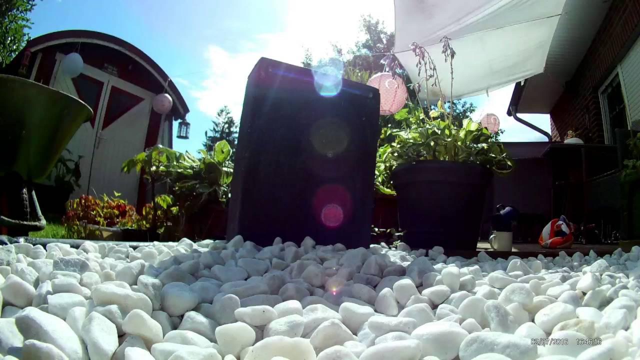 rollei actioncam 425 erster test aufnahme in 4 k youtube. Black Bedroom Furniture Sets. Home Design Ideas