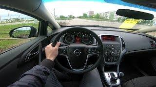Opel Astra Sedan 2013 Videos