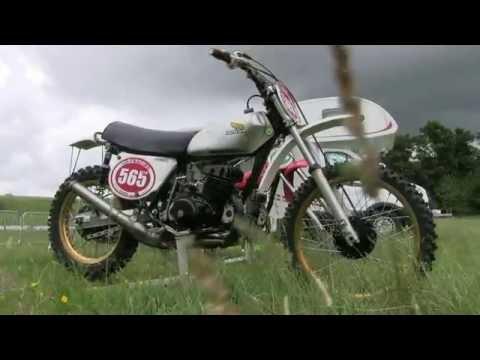 "Classic ""Honda Elsinore"" Dirt Bikes"