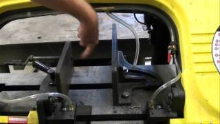 Machine Shop Tips #42 Part 3 Horizontal Bandsaw Tubalcain
