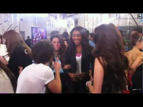 Pepsi Pre Show: Meeting One Direction