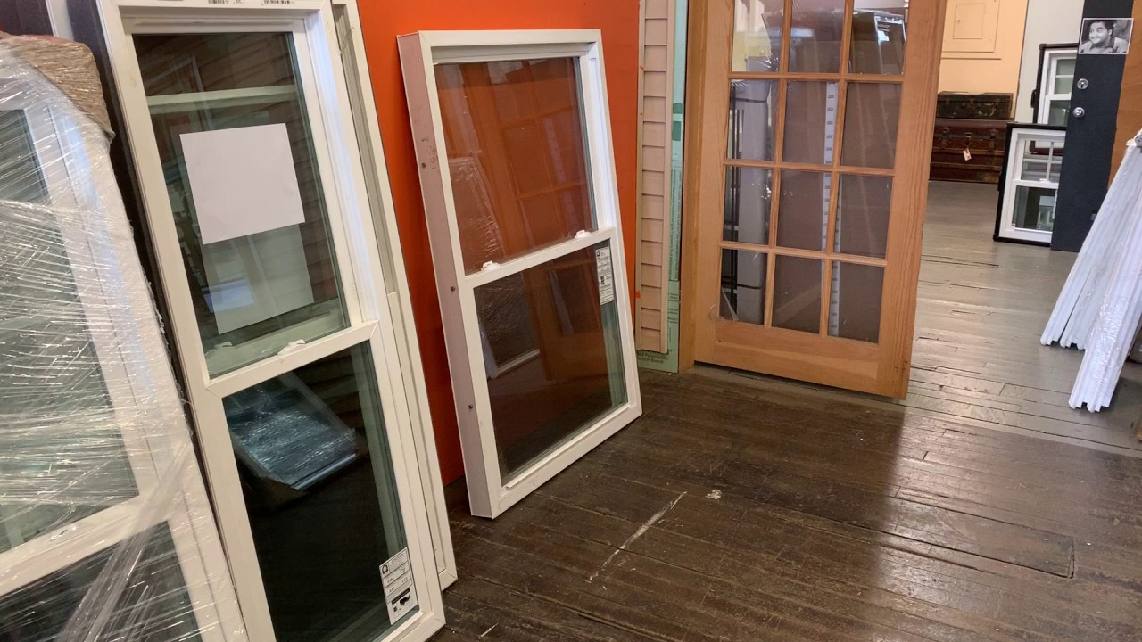 Lowes Reliabilt 3201 Series Replacement Window Review Youtube