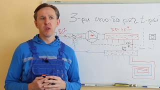 12 Трех ходовой, модуль подмеса или термореле