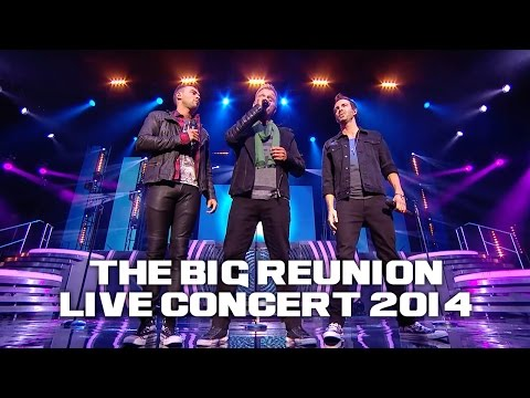 A1  EVERYTIME THE BIG REUNION  CONCERT 2014