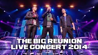 A1 - EVERYTIME (THE BIG REUNION LIVE CONCERT 2014)