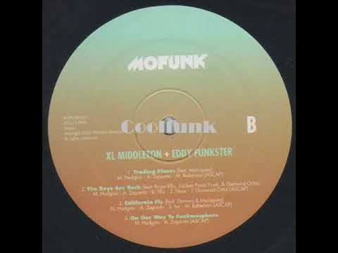 XL Middleton + Eddy Funkster - The Boys Are Back (Modern-Funk)