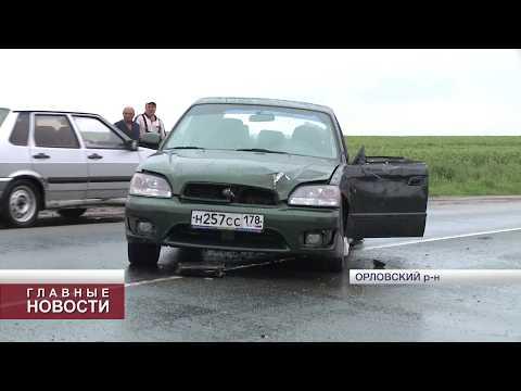 Человек погиб в ДТП в Орловской области