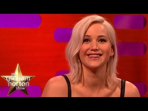 Jennifer Lawrence's Embarrassing Harrison Ford Party Story - The Graham Norton Show