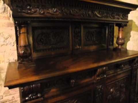 Sala da pranzo antica youtube for Pittura sala da pranzo