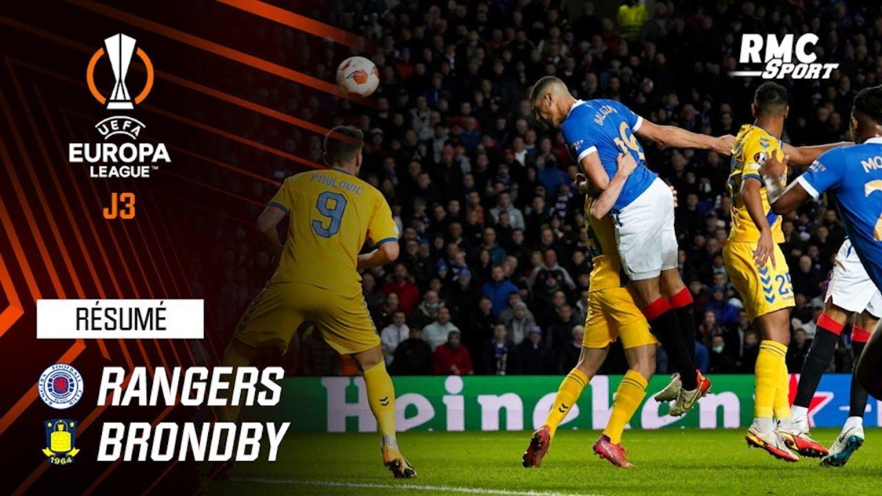 Download Résumé : Rangers 2-0 Brondby - Ligue Europa (J3)