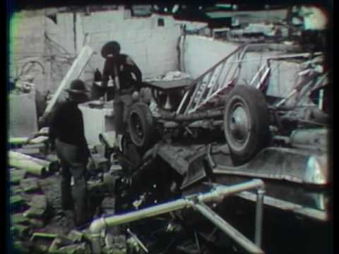 Indiana State Police - 1965 Death Out of Darkness - Palm Sunday Tornadoes