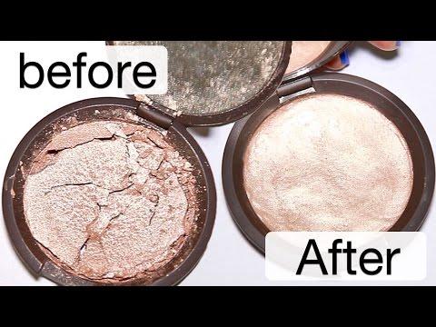 How To FIX Broken Makeup!