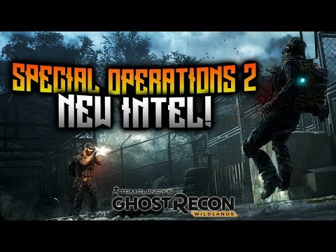 Ghost Recon Wildlands - Special Operations 2! New Ghost Mode, Weapons, Maps, And MORE!
