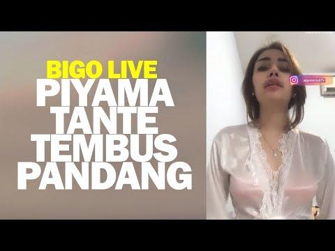 Bigo Live Tante Pakai Piyama Tembus Pandang thumbnail
