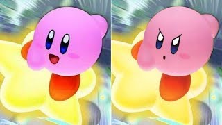 How Kirby Is Changed In English
