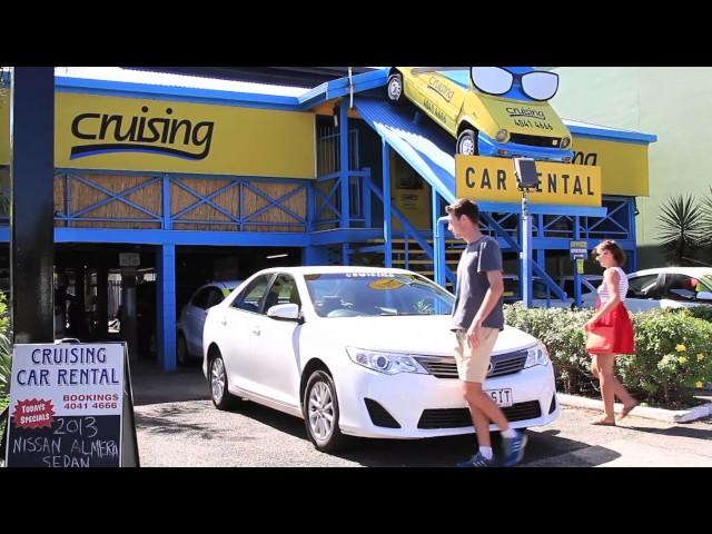Cruising Car Rental Car Rental Hire 8 Trinity Beach Rd