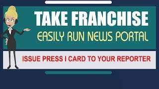 News Portals Registration in India and Right to Issue Press I Card