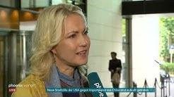Manuela Schwesig im Interview zur Einigung der Koalition in der  Causa Maaßen am 24.09.2018
