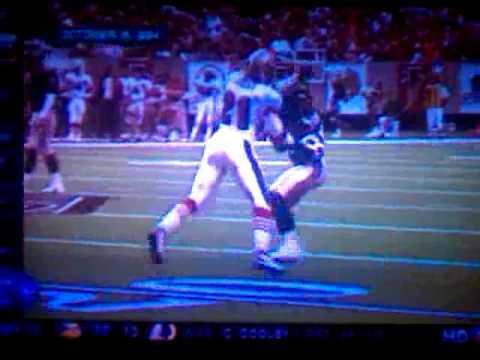NFL network Dieon Sanders vs Andre rison